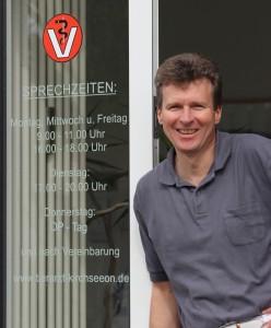Dr. Wolfgang Eberle